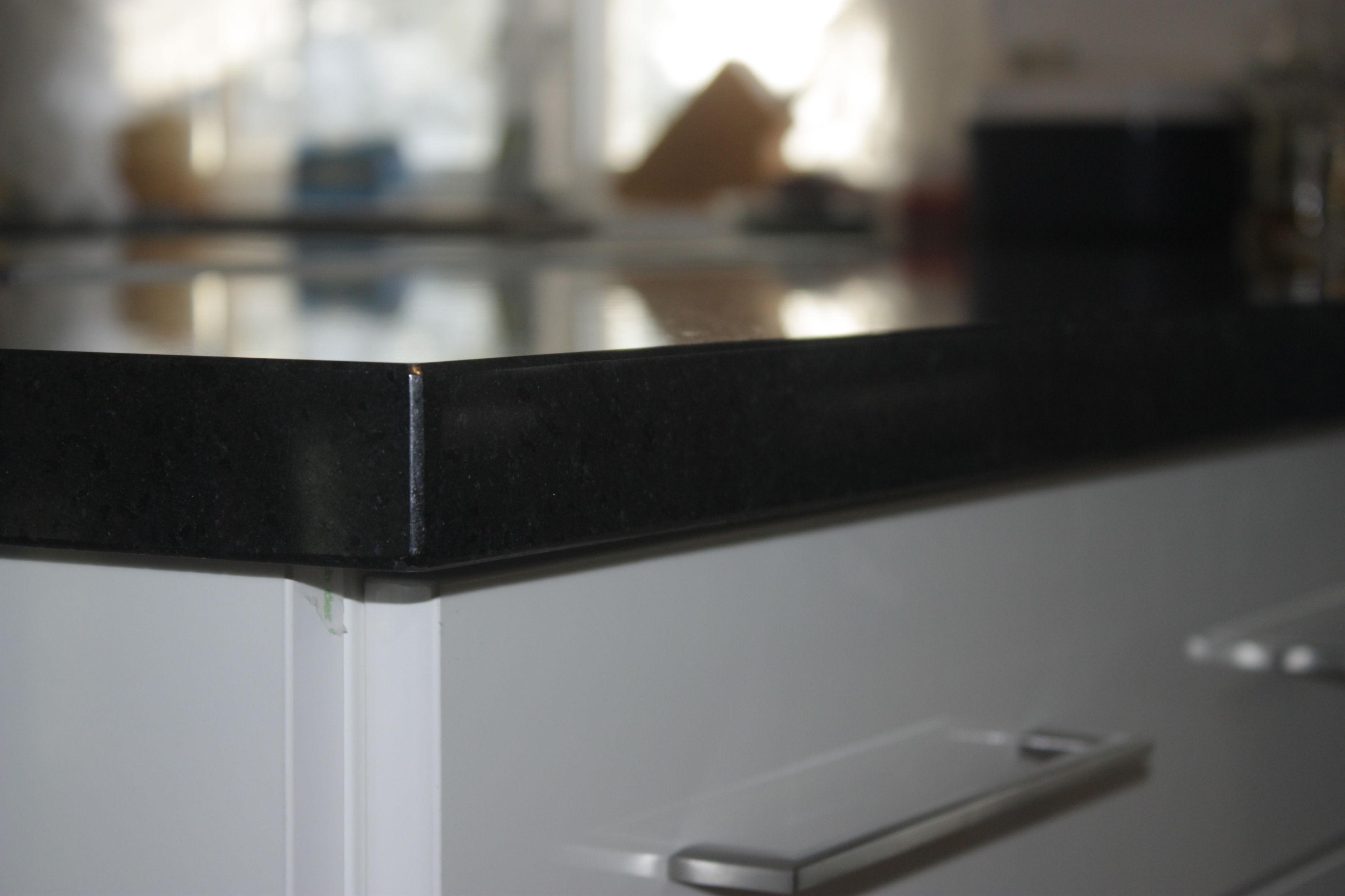 Granitt benkeplatte