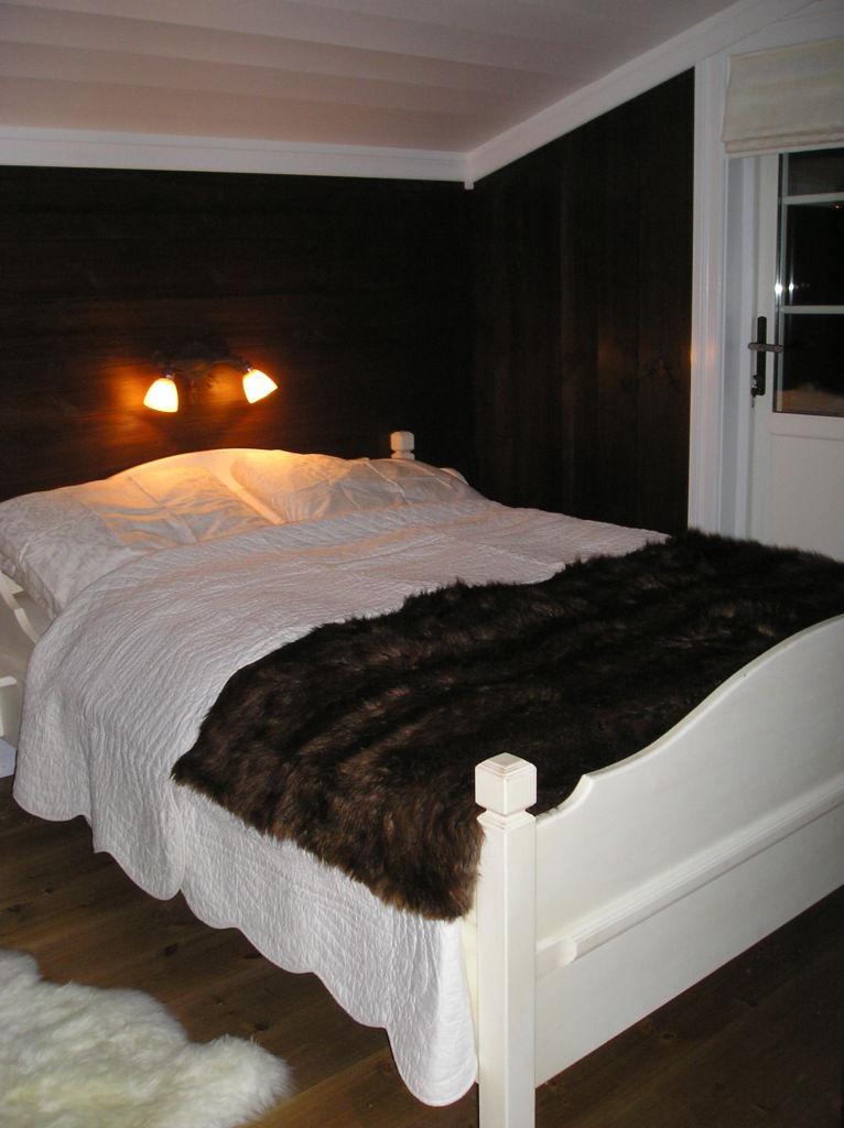 Fantastisk åpent soverom